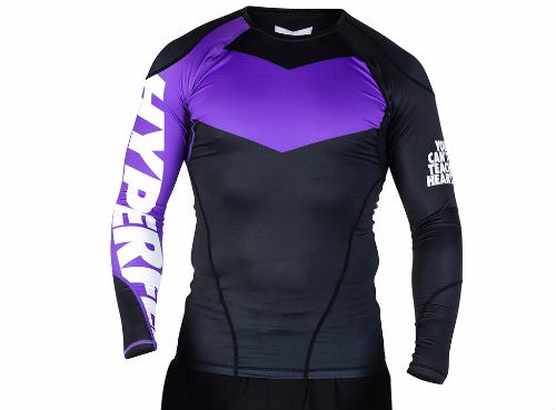 Long Sleeve Supreme Ranked Rash Guard II